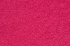 Tela feita malha vermelho de lãs Imagem de Stock Royalty Free