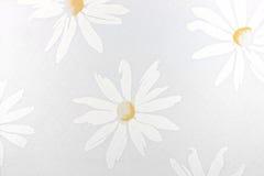 Tela floral Imagen de archivo libre de regalías