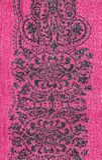 Tela floral cor-de-rosa Imagem de Stock