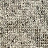 Tela gris del jersey Imagen de archivo libre de regalías