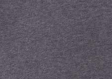 Tela gris del Knit Imagen de archivo