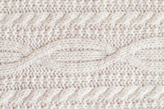 Tela hecha de lanas imagen de archivo