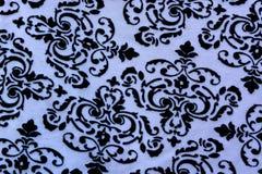 Tela Kanok da textura Fotografia de Stock