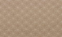 Tela modelada textura Imagem de Stock
