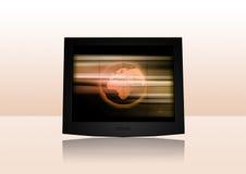 Tela moderna Imagens de Stock