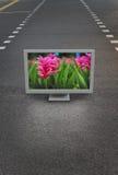 Tela multicolorido wallpaper Fundos abstratos do computador Imagens de Stock