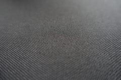 Tela negra llana Fotos de archivo