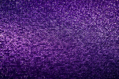Tela púrpura oscura Imagen de archivo