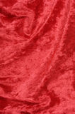 Tela roja Imagenes de archivo