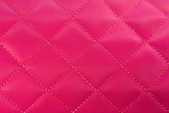 Tela rosada Fotos de archivo