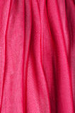 Tela rosada Imagen de archivo