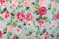 Tela Rose Pattern imagem de stock royalty free
