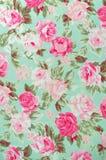 Tela Rose Pattern imagem de stock