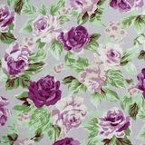 Tela Rose Pattern imagens de stock royalty free