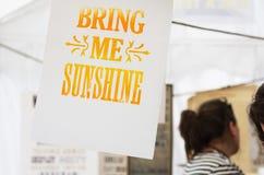 Tela sábia das citações do vintage impressa e secagem Imagens de Stock Royalty Free