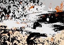 Tela sucia ilustración del vector