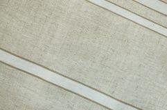 Tela tessuta con i modelli naturali Fotografie Stock Libere da Diritti