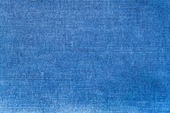 Tela tradicional das calças de brim Fundo textured sumário Imagens de Stock