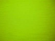 Tela verde Imagem de Stock Royalty Free