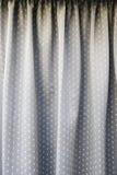 Tela vieja de la cortina fotos de archivo