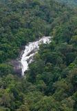 The Telaga Tujuh (Seven Wells) waterfall  at Langkawi Royalty Free Stock Images