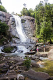Telaga Tujuh Waterfall, Pulau Langkawi, Kedah, Malaysia Royalty Free Stock Photos