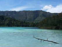 TElaga-warna - dieng - Jawa Tengah Stockbilder