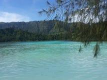 telaga warna - Guci - Jawa Tengah Lizenzfreie Stockbilder