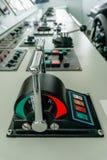 telagraph auf Platte Lizenzfreie Stockbilder