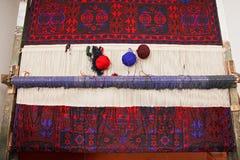 Telar del artesano Imagen de archivo libre de regalías