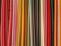 Telas coloridas Imagenes de archivo