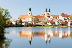 Telc Royalty Free Stock Photo