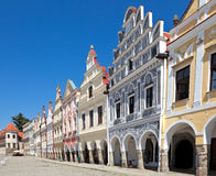 Telc Royalty Free Stock Photography