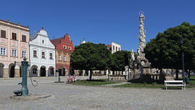 Telc Photo stock