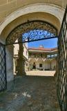 Telc castle 03 Stock Photos
