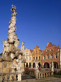 Telc, Czech Republic Stock Photo