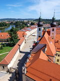 Telc, Czech Republic Royalty Free Stock Image