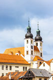 Telc, Czech Republic Royalty Free Stock Photo