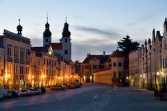 Telc, Czech republic Royalty Free Stock Photos