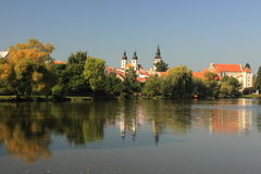 Telc scenery Stock Images