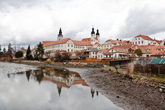 Telc Royalty Free Stock Images