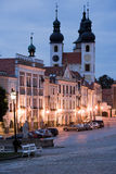 Telc - UNESCO heritage Royalty Free Stock Photography