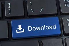 Telclado numérico del botón de la transferencia directa. Imagen de archivo