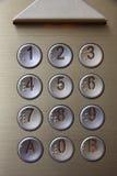 Telclado numérico numérico Fotos de archivo libres de regalías
