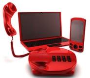 Telco Bundle Royalty Free Stock Image