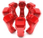 Telco Bundle Stock Image