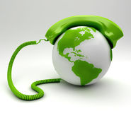 Telco Concept Stock Photography