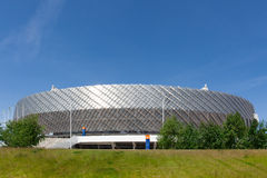Tele 2 Arena Royalty Free Stock Photo
