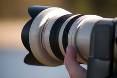 Tele lens Stock Photos