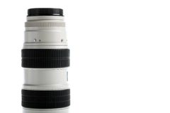 Tele lenses Stock Image
